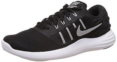 factory price e1a65 8caf0 Nike Lunarstelos, Chaussures de Running Homme, Noir (Black/Metallic  Silver-Anthracite