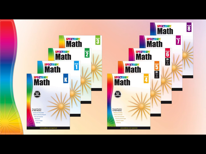 Spectrum Math Workbook, Grade 4: Spectrum: 9781483808727: Amazon ...