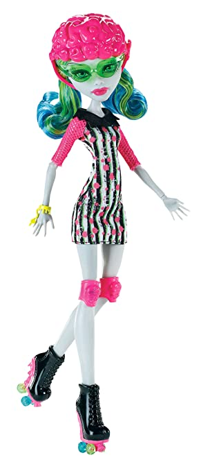 monster high roller maze ghoulia yelps doll - Ghoulia Yelps