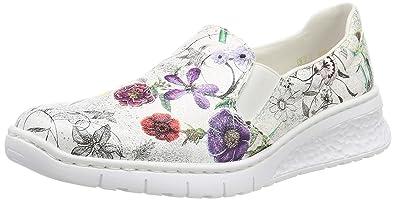 abc732b5ba0b1e Rieker Damen N0247-40 Desert Boots  Amazon.de  Schuhe   Handtaschen