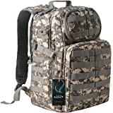 G4Free Multipurpose Tactical BackPack Upgraded Large Camping Hiking Shoulder Pack 40L