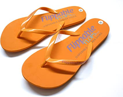 disposable flip flops