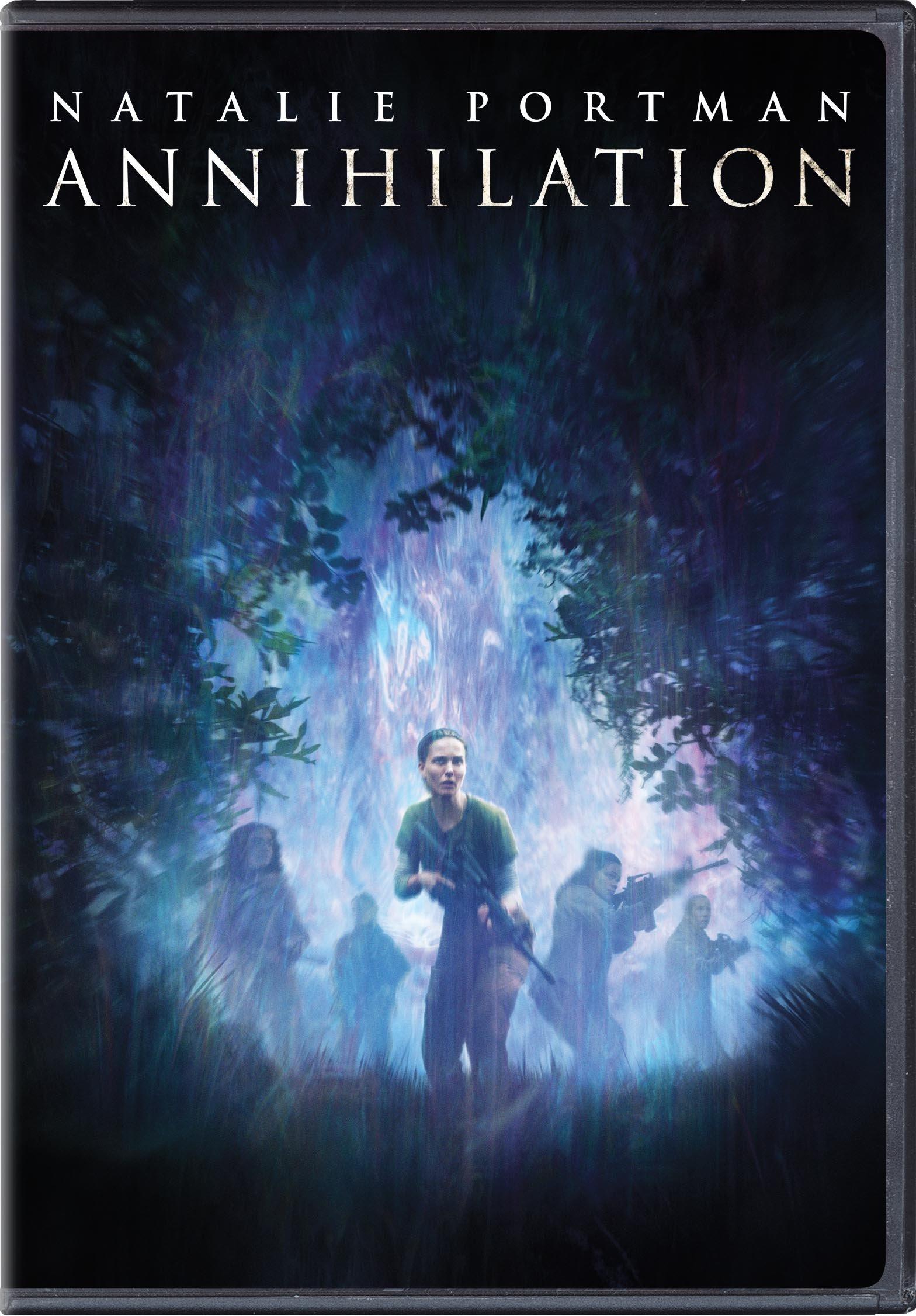 Book Cover: ANNIHILATION
