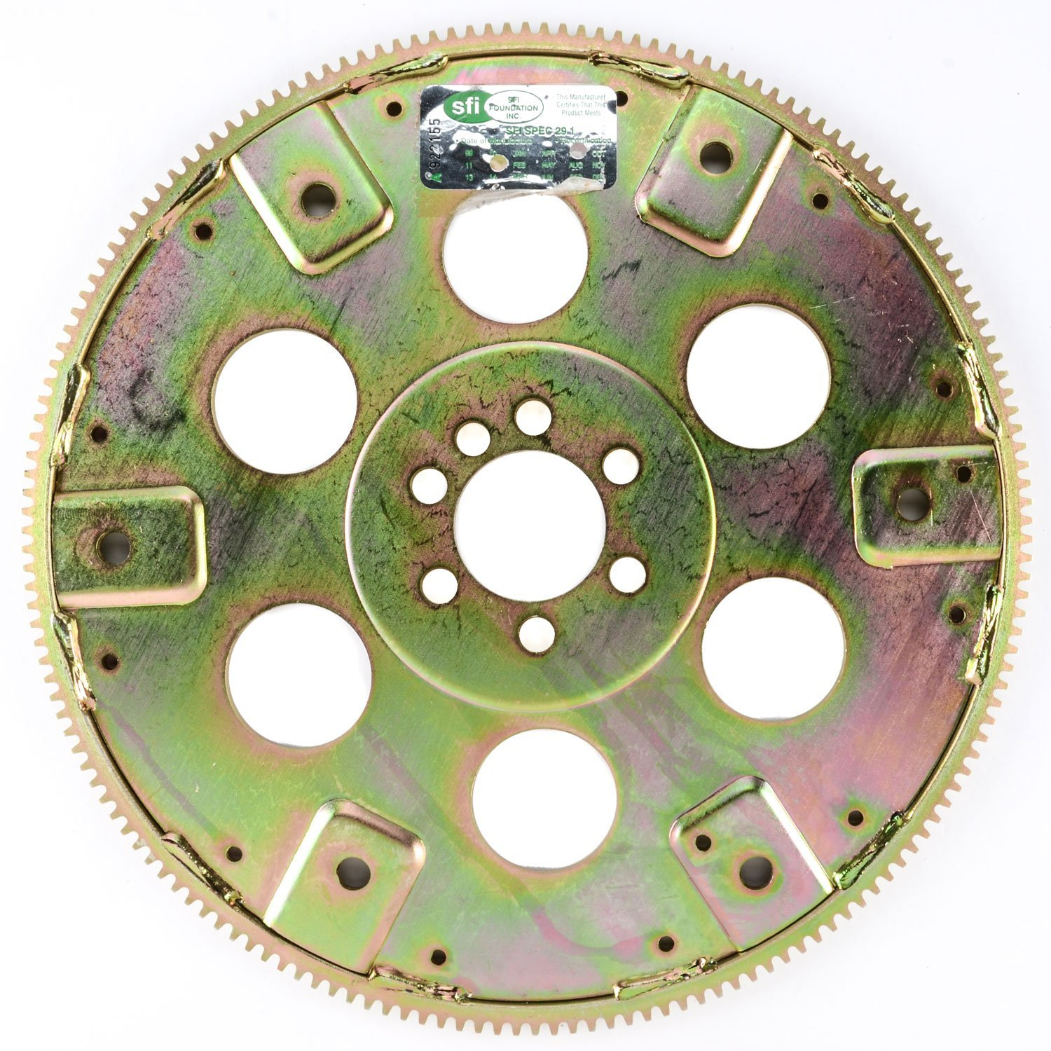Pioneer (871011) 168 Tooth SFI-Rated Flexplate with Internal Balance
