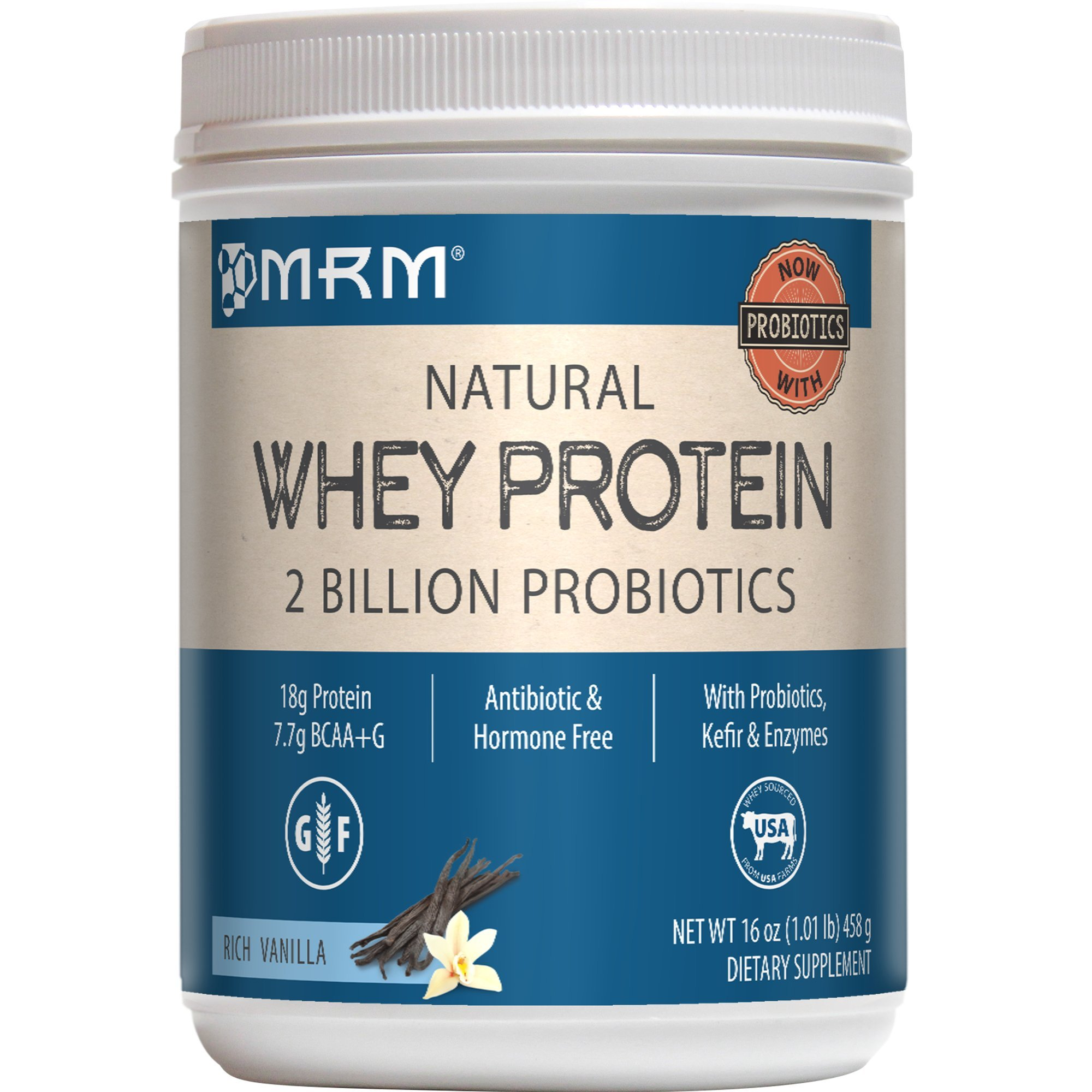 Amazon.com: MRM All Natural Whey Dutch Chocolate 1.01 Pounds: Health & Personal Care