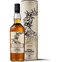 Royal Lochnagar 12 Year Old - House Baratheon Whisky Single Malt - 700 ml