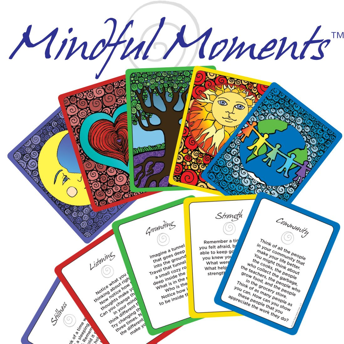 Read Online Mindful Moments: Contemplation Cards to Help Kids Remember the Important Things in Life pdf