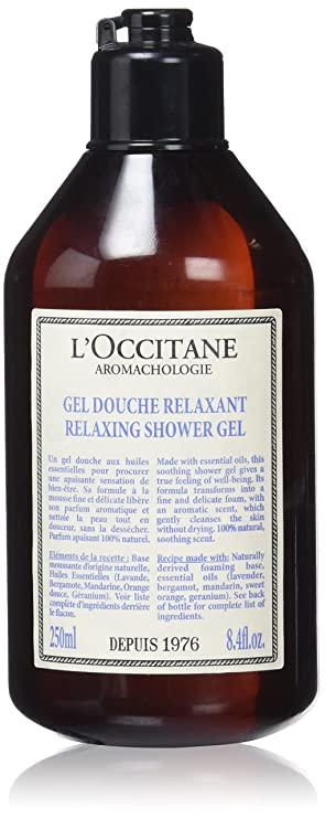 �ล�าร���หารู��า�สำหรั� l'occitane aromachologie relaxing shower gel