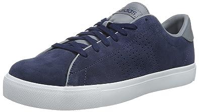 6f7dd83bade56 adidas Neo Daily Line, Baskets Basses Homme, Blau Collegiate Navy Grey, 41