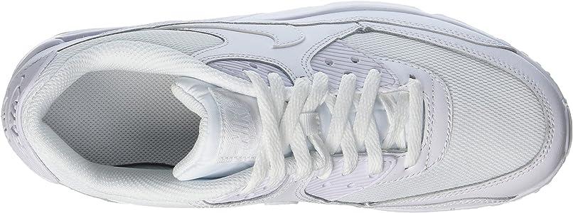 Nike Air Max 90 Mesh (GS), Scarpe da Ginnastica Bambino