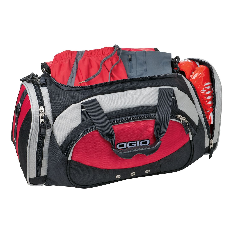 cb92d9df45ed Amazon.com  OGIO All Terrain Duffle Bag (Black)  Clothing