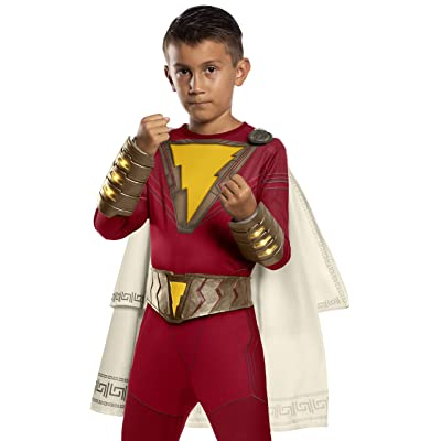Rubie's Shazam! Movie Child's Belt & Light-Up Gauntlet Set: Toys & Games
