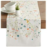 Maison d' Hermine Colmar 100% Cotton Table Runner for Party | Dinner | Holidays | Kitchen | Spring/Summer (14.5 Inch by 72 In