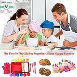 Baking Kit By UnicGlam Kids baking Set Girls Real