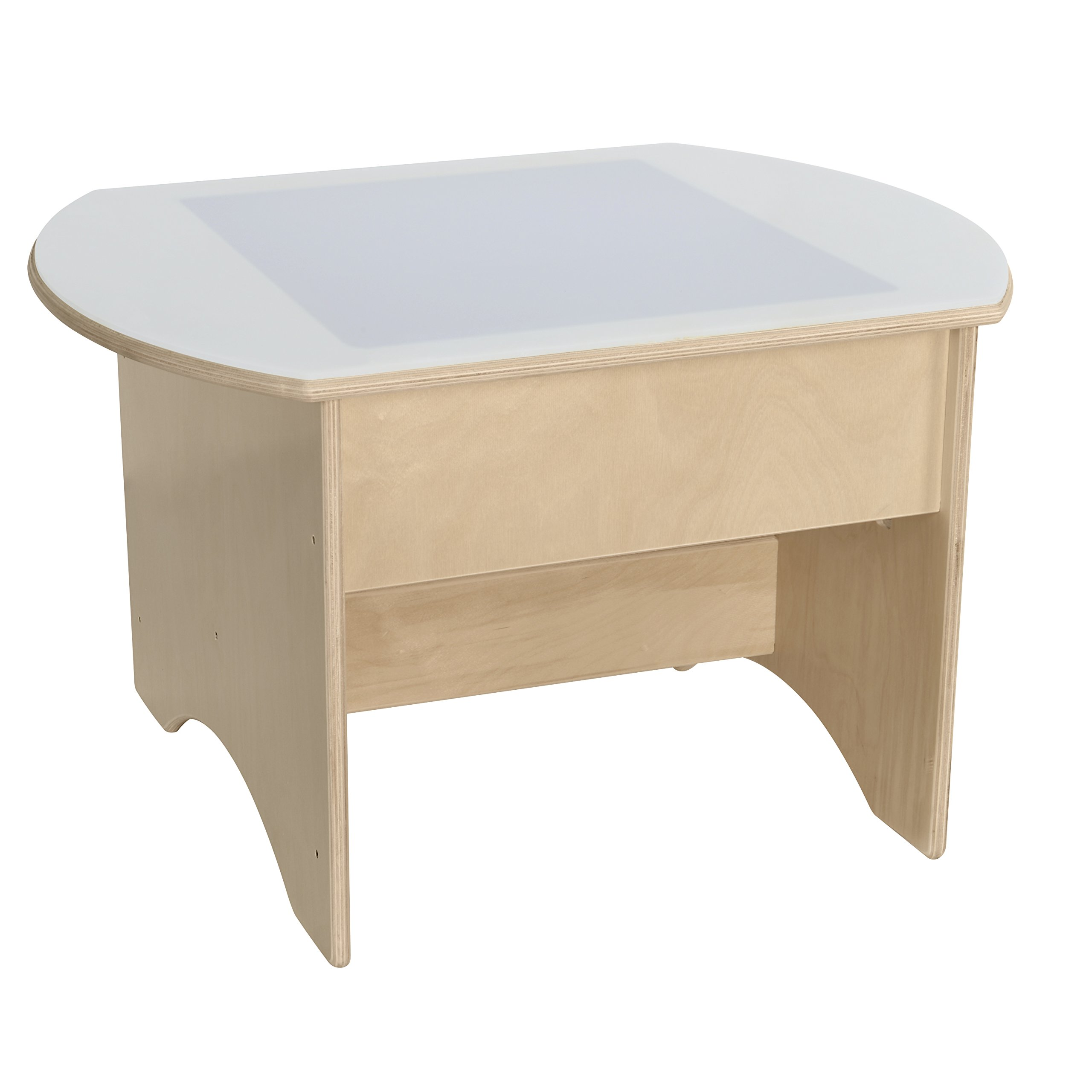 Wood Designs 991312 30'' Brilliant Light Table, Natural by Wood Designs
