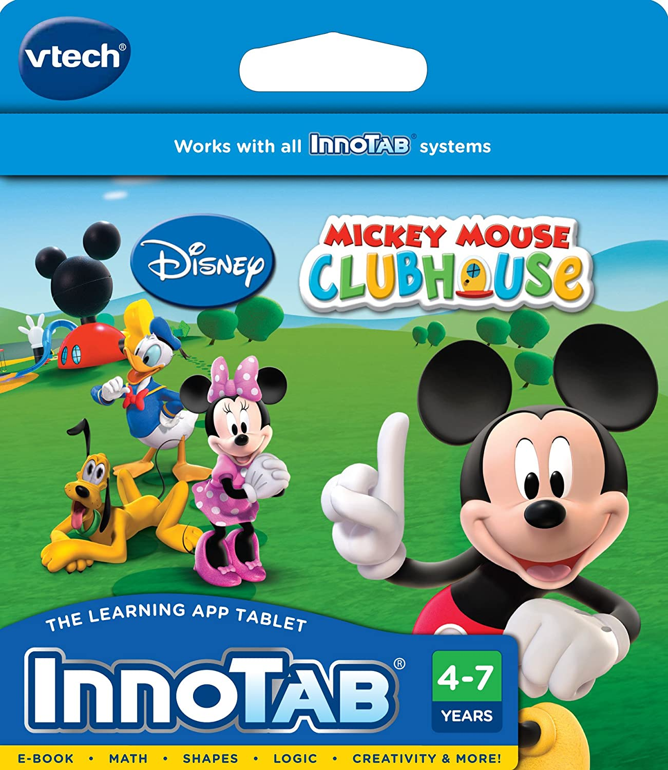Amazon VTech InnoTab Software Disneys Mickey Mouse