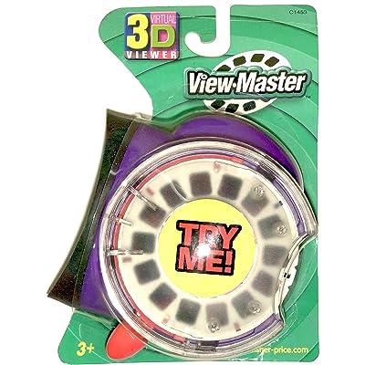 View-Master 3D Viewer - Dark Purple: Toys & Games [5Bkhe0303025]