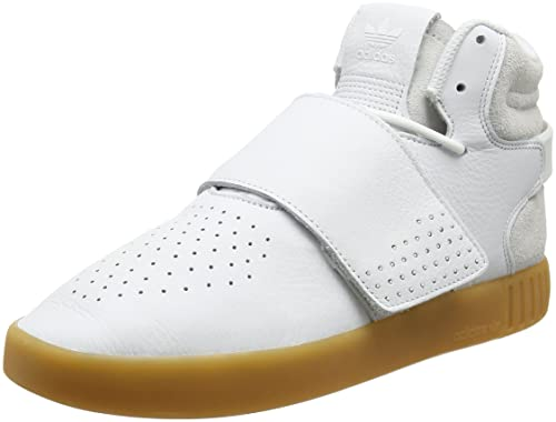 Adidas Men s Tubular Invader Strap White Sneakers-7 UK India (40.67 EU) 6d2ed9df4