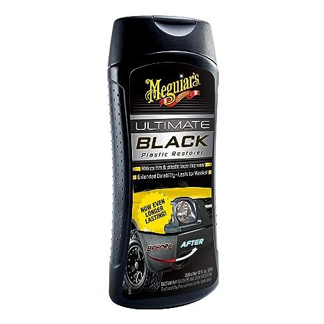 Meguiar S G15812 Black 12 Oz Plastic Restorer