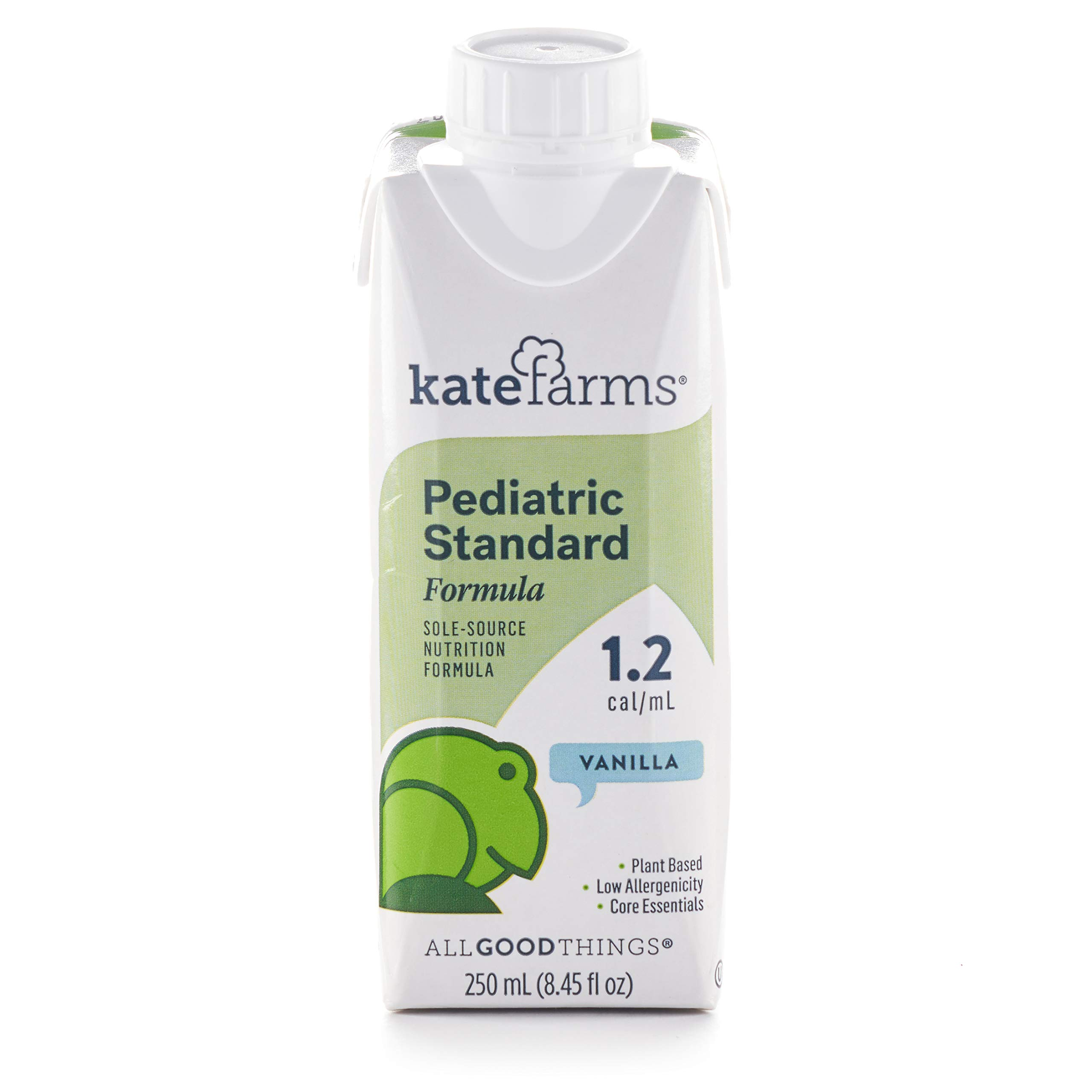 Kate Farms Pediatric Standard 1.2 Vanilla, 12 Count
