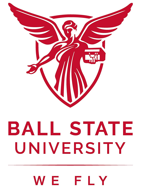 NCAA Ball State Cardinals PPBLS02 Unisex Slapshot Vintage Jersey T-Shirt