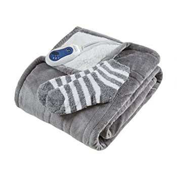 Comfort Spaces 3 Heat Settings Electric Blanket