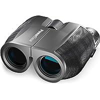 PowerBear Compact Binoculars for Adults [12 x 25] Folding with Focus Wheel