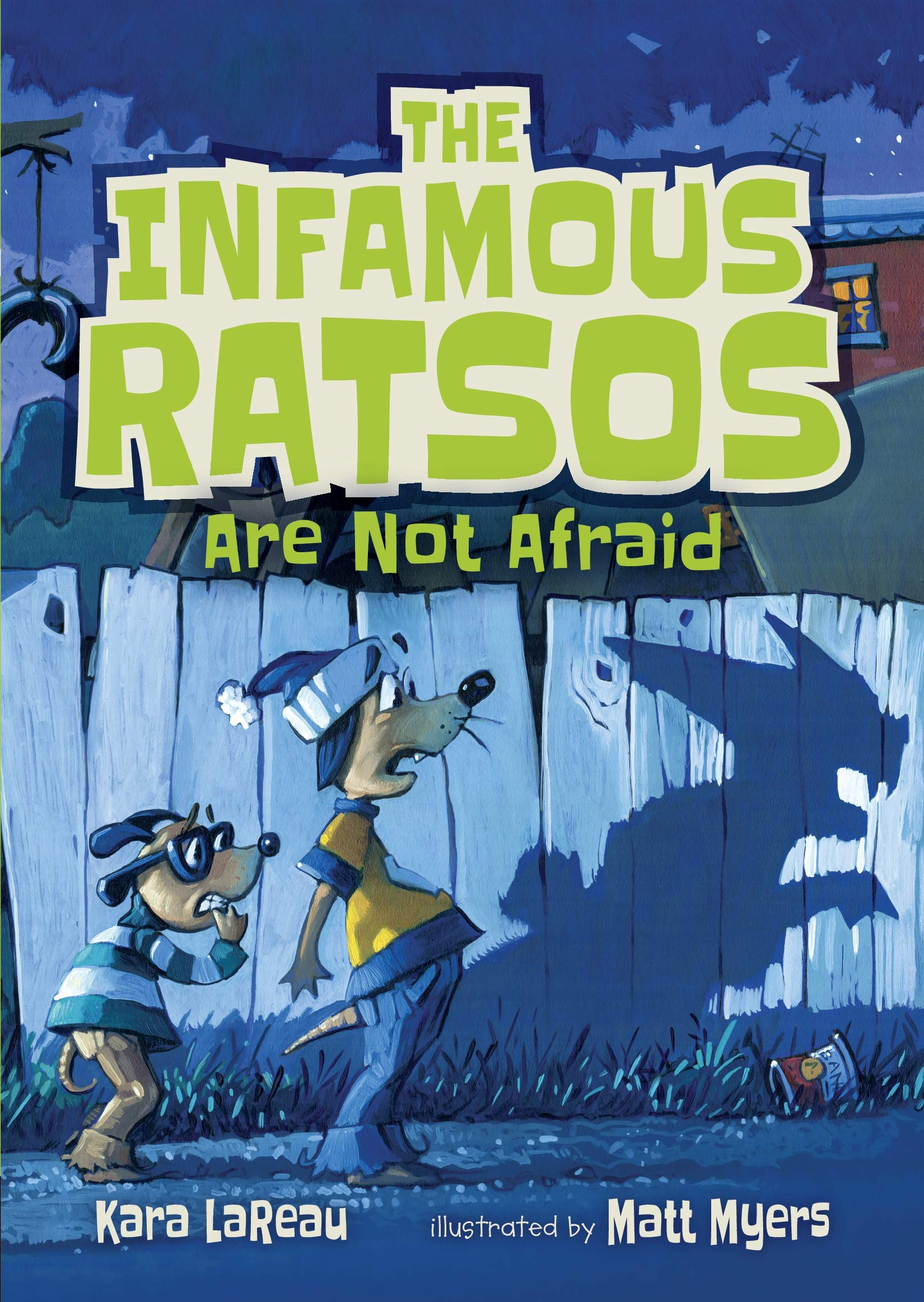 The Infamous Ratsos Are Not Afraid ebook
