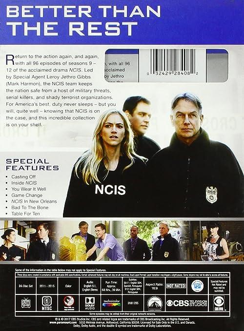 Amazon Ncis Season 9 12 Movies Tv