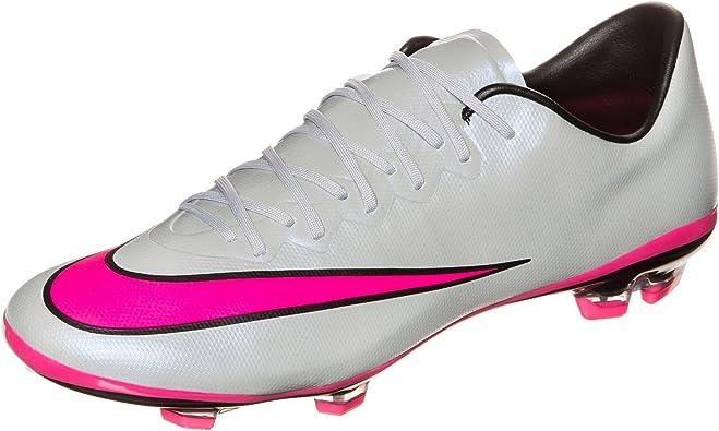 chaussure de football nike rose