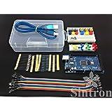 [Sintron] Light Starter Kit + MEGA 2560 + USB Cable for Arduino AVR MCU learner
