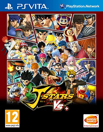 J-Stars Victory VS+ (Playstation Vita): Amazon co uk: PC & Video Games