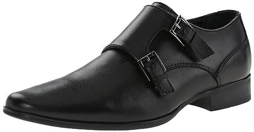 Mocasines de Cuero de Calvin Klein Bayard: Amazon.es: Zapatos y complementos