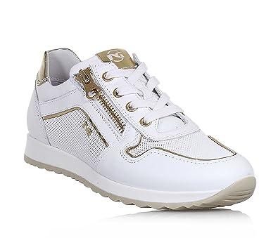 Chaussures Nero Giardini blanches fille kjNVC