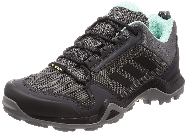 MultiCouleure (gris Five Core noir Clear Mint Bc0573) adidas Terrex Ax3 GTX W, Chaussures de Trail Femme 40 EU