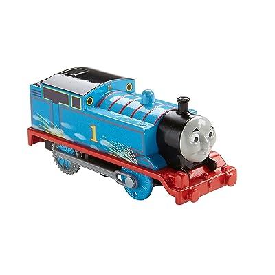 Fisher-Price Thomas & Friends TrackMaster, Speed & Spark Thomas Set: Toys & Games