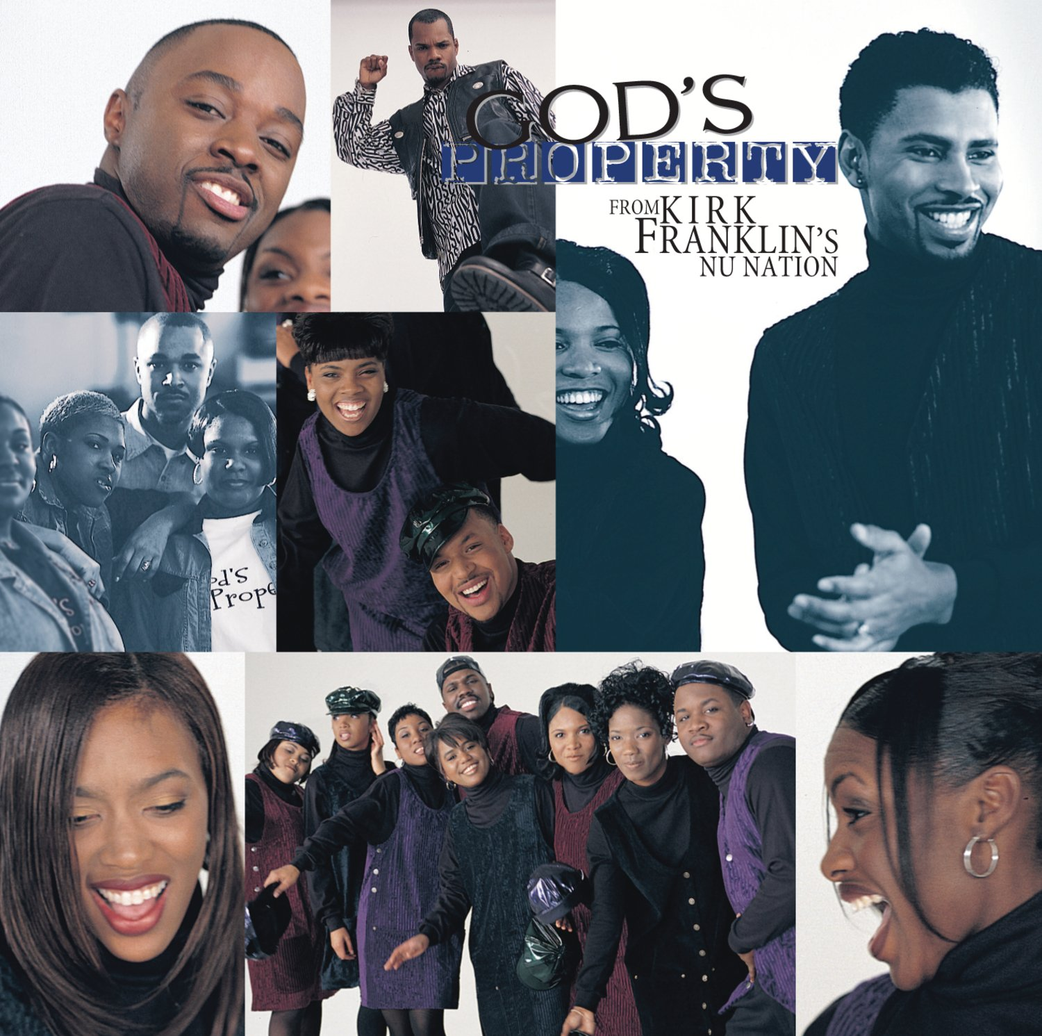 God's Property From Kirk Max 60% OFF Now free shipping Franklin's Nu Nation