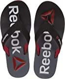 Reebok Men's Embossed Flip-Flops and House Slippers