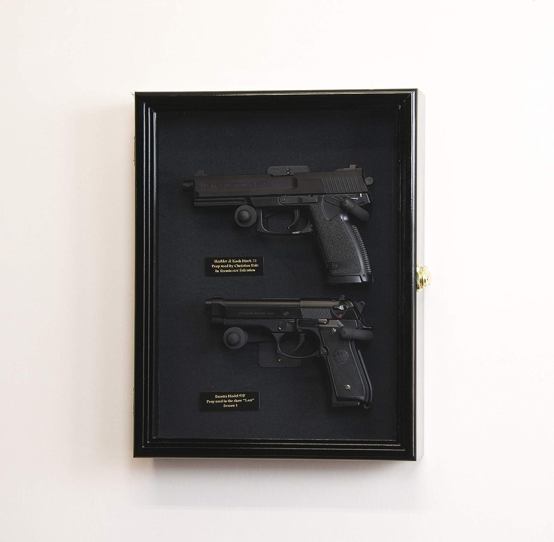 Amazon.com: Grande/doble visualización de 2 Pistola Pistola ...