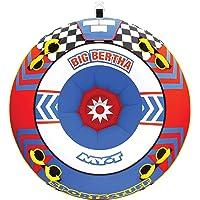 Sportsstuff Big Bertha | 1-4 Rider Towable Tube for Boating