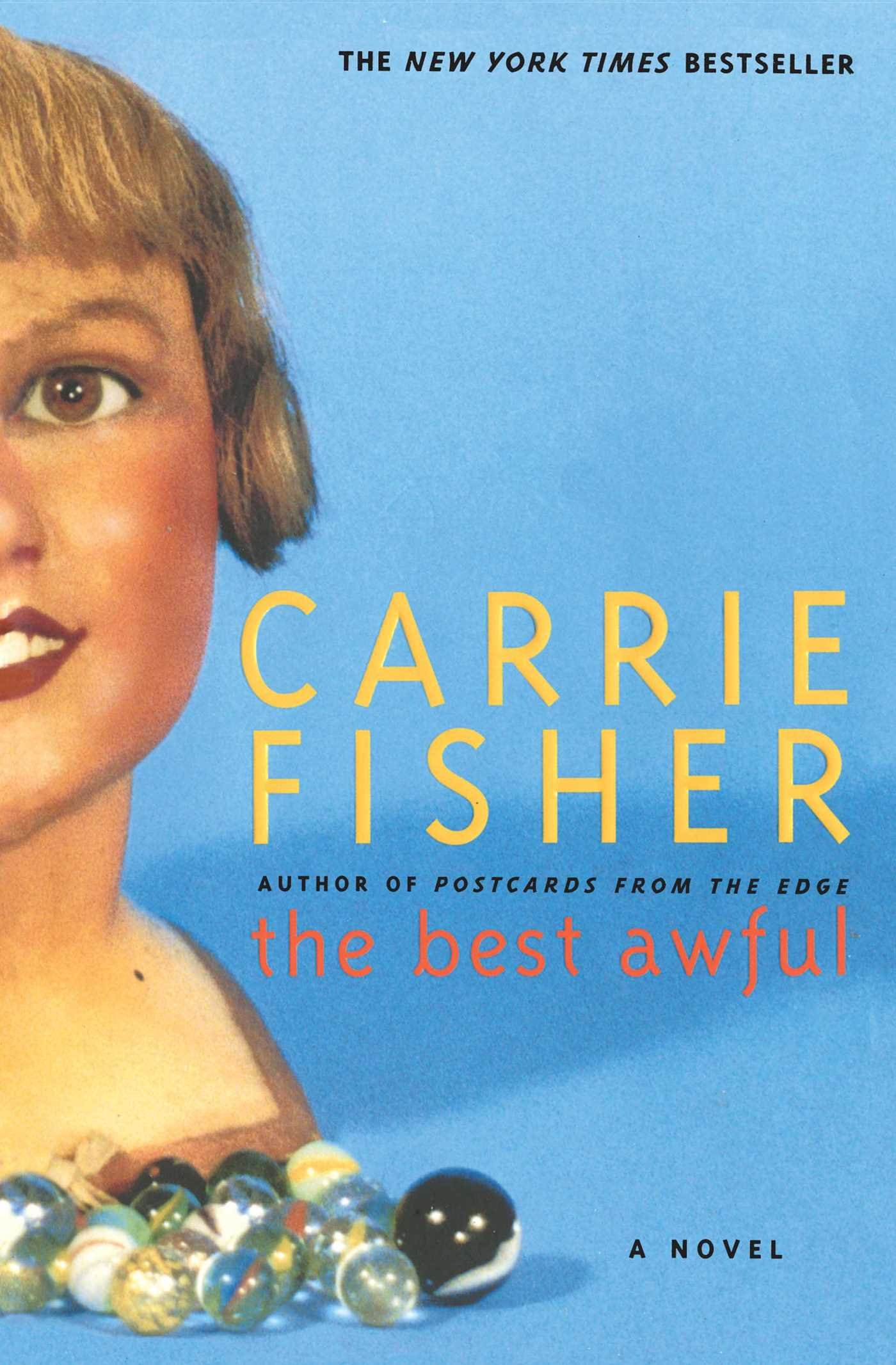 The Best Awful: A Novel: Carrie Fisher: 9780743269308: Amazon: Books