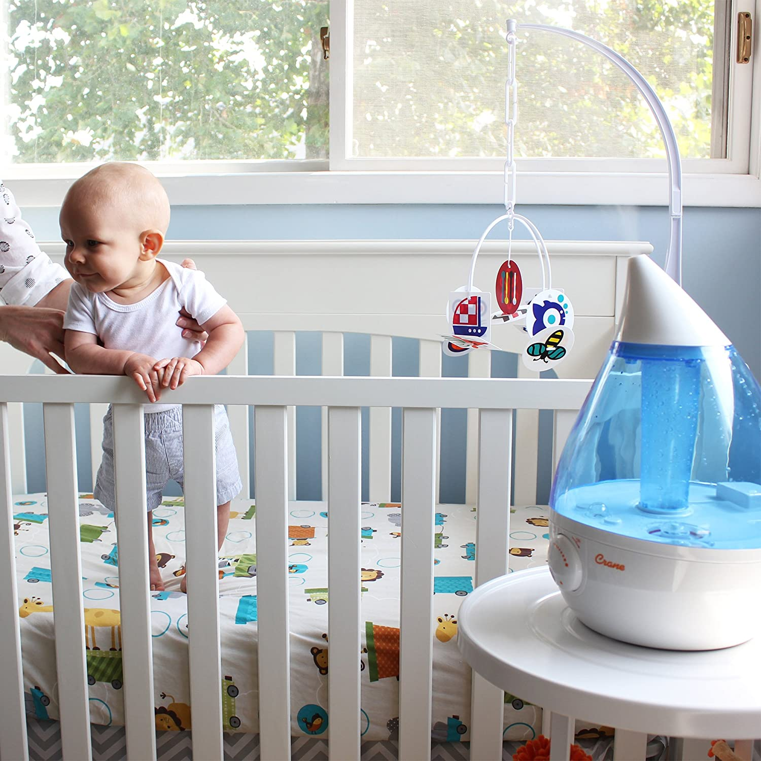 Best Humidifiers for Your Baby