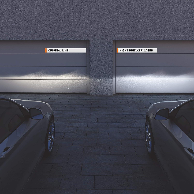 Osram Night Breaker Laser H4 Next Generation 150 Mehr Helligkeit Halogen Scheinwerferlampe 64193nl Hcb 12v Pkw Duo Box 2 Lampen Verpackung Kann Variieren Auto