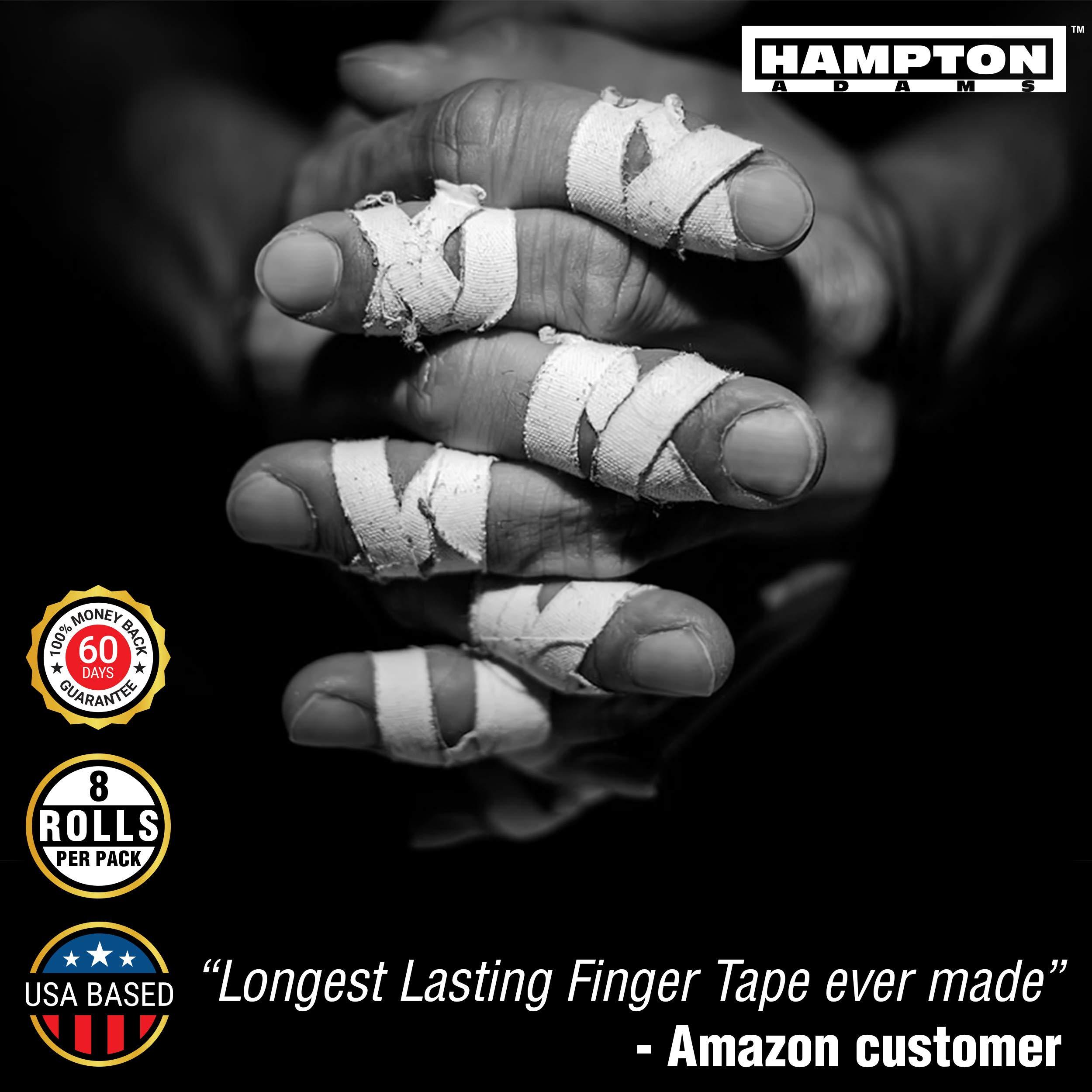 CrossfitUltimate Protection  F Pro Finger Tape For Bjj 8 Pack Bouldering