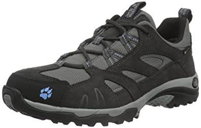 Women's Gray Vojo Hike Texapore , Low Trekking And Walking Shoes