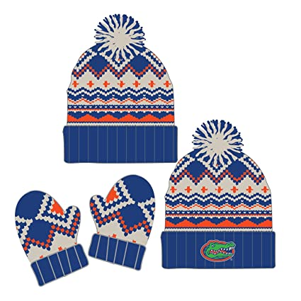 new concept 7ff79 7badb ... inexpensive top of the world knitted university of florida gators  toddler beanie and glove set 5f39e