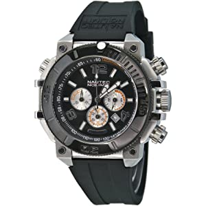 Chronograph No Herren Ocean Xl Nautec Ultimate Limit Armbanduhr N80kPOXZnw