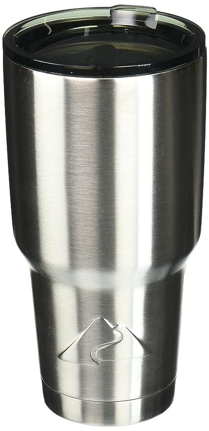 77ab4bf8b9e Ozark Trail Vacuum Insulated Powder Coated Stainless Steel Tumbler - 30 OZ