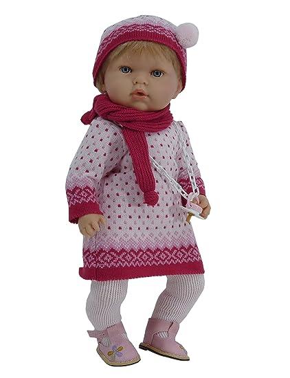 Muñeca Tita Tricot (R/1010), muñeca muy completa para que los niños aprendan a poner y quitarle la ropa, muy blandita y con un suave perfume a ...