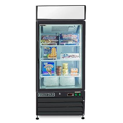 Amazon Maxx Cold Mxm1 12fb One 1 Glass Door Upright Nsf